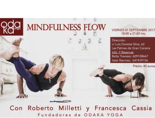 Mindfulness flow | Gran Canaria Workshop 01 sept 2017