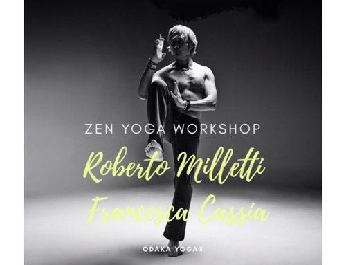 Tokyo Zen Yoga Workshop 2017, 29 September
