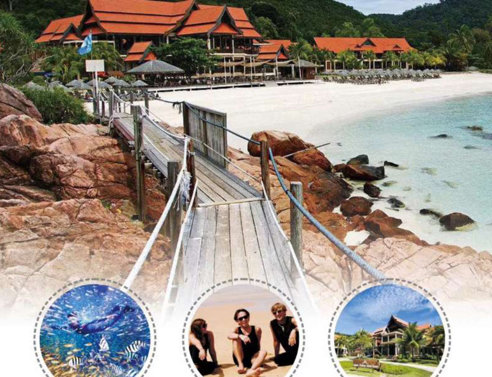 Y-zone & Odaka Yoga retreat in Reading Island Malaysia