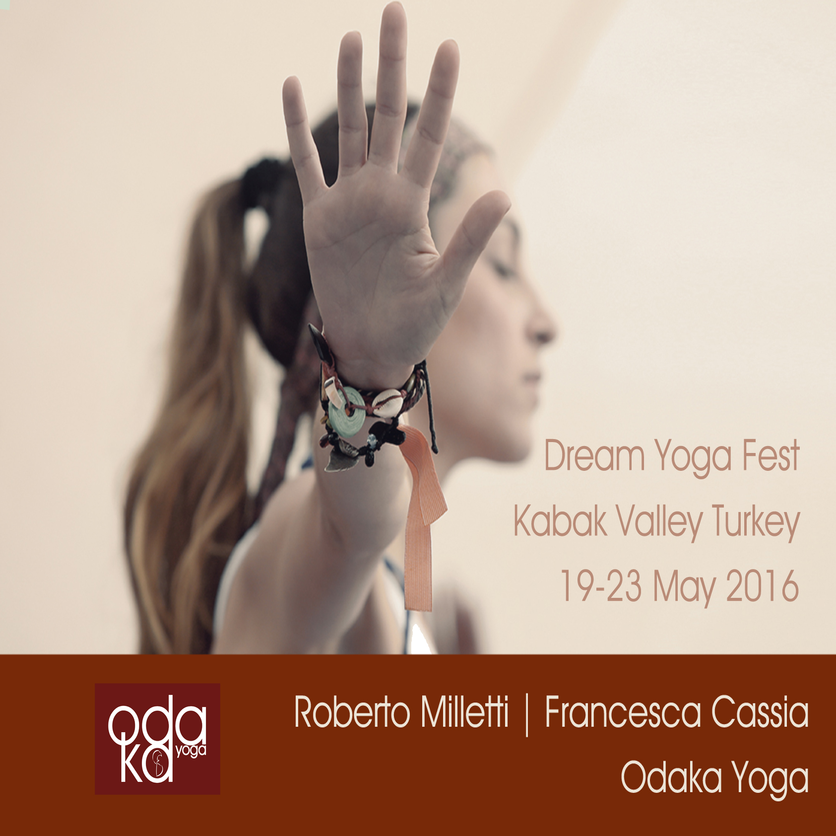 Dream Yoga Events