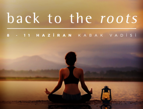 """""""Back to the Roots"""" Yoga Fest at Kabak Valley on 8-11 June Turkey"""