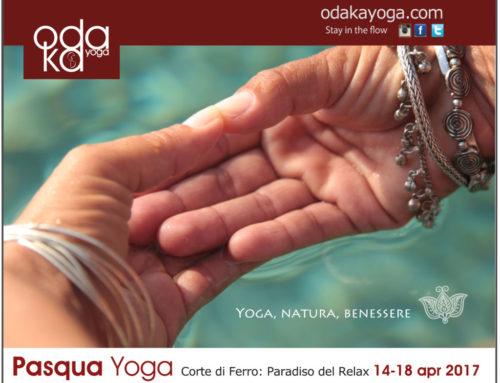 Easter Yoga Retreat in Puglia: Apr  14-18 2017 Relax and Renew near the sea